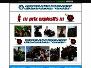 Eco-importateur-magasin-quad-scooter-motocross.com