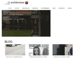 Formation complète d'architecte