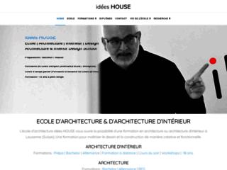 Détails : Décoration et architecture d'intérieur: formation