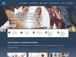 Détails : Sup Iroise : école de formation à Quimper en Finistère (29)