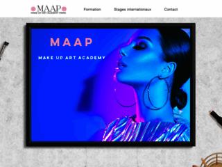 Ecole et formation de maquillage