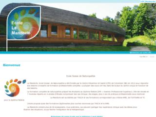 Détails : Ecole de Naturopathie en Suisse