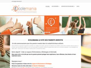 Détails : Ecolemania