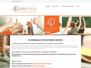 Ecolemania.fr