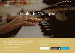 Ecole de Musique de Versailles