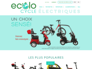 Velo electrique montreal