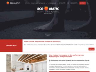 Détails : Ecomatic, fabricant de plinthes chauffantes