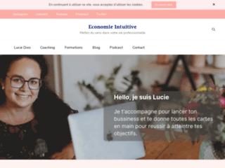 Détails : Le blog de la transition vers l'Economie Intuitive