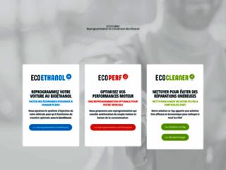 Ecoturbo Technologies, spécialiste de la reprogrammation ECU à Lempdes