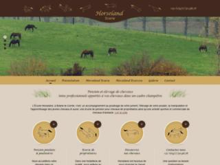Détails : Horseland, élevage de chevaux en Belgique