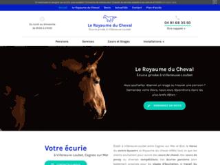 Détails : Le Royaume du Cheval