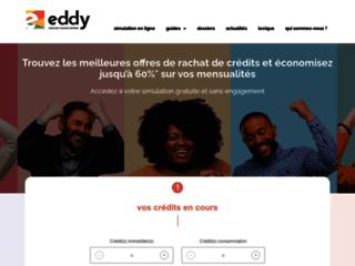 Eddy rachat de crédits