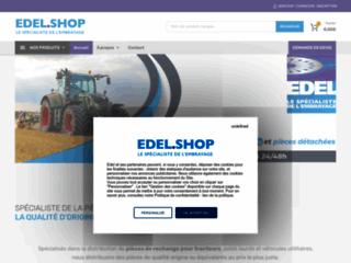 Détails : Négoce de pièces détachées pour tracteurs, poids lourds et utilitaires