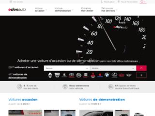 dacia occasion : les annonces d'Eden Auto spéciales dacia occasion