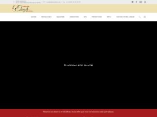 Détails : Eden Andalou : hôtel à Marrakech