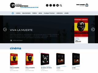 Détails : Editions Montparnasse