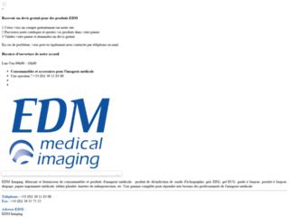 Détails : EDM Imaging, fournisseur matériel médical