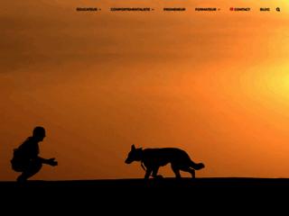 Spécialiste de l'éducation du chien et du chiot (Méthode douce)
