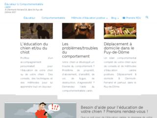 Entrainement toilettage, education et comportement canin pour les chiens à Clermont-Ferrand