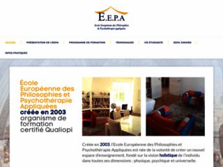 Site officiel de eepa eu