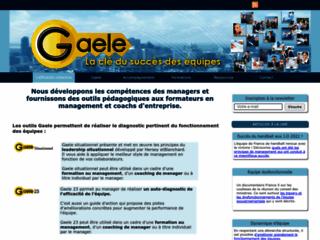 Détails : Efficacité Collective - Gaele