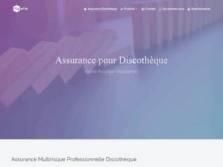EGERIS : assurance discothèque