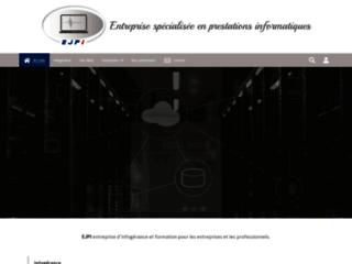 Détails : Entreprise spécialisée en prestations informatiques