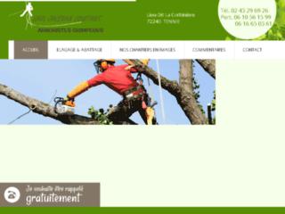 Détails : Jaléran Coutant, élagage et abattage d'arbres dans la Sarthe