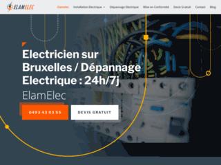Un électricien fiable à Bruxelles pour des services de qualité
