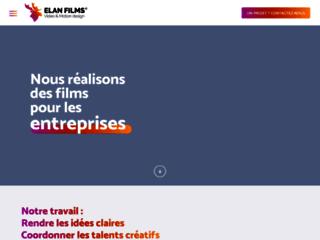 Détails : Film d'entreprise et vidéo institutionnelle - Elan Films - Paris