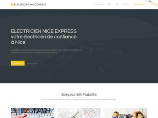 Entreprise d'électricité générale sur Nice