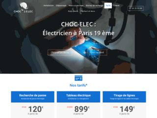 Electricien Champs sur Marne