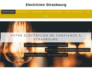 Électricien Strasbourg