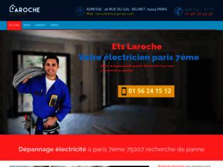 Détails : Votre électricien paris 7ème, pour un service rapport qualité-prix acceptable