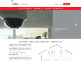 Électricité EA2S, électricien à Argentan (Silly-en-Gouffern)