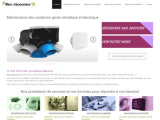Mon Dépanneur 91 société de génie climatique dans l'Essonne