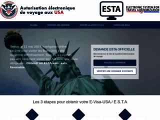 Formulaire ESTA USA : Voyager sans Visa