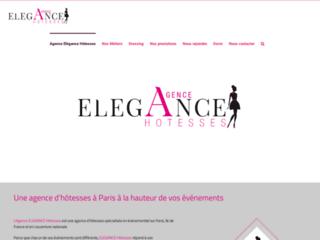 Agence d'hôtesse basée Paris