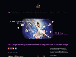 Elfia, Magicien Paris