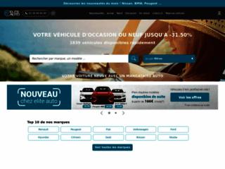 Détails : Elite-Auto, vente de véhicules neufs