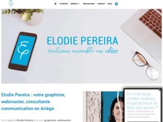Elodie Pereira - Freelance en communication web