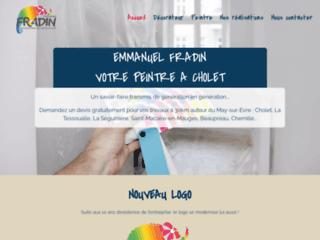 Détails : Emmanuel Fradin, votre peintre à Cholet