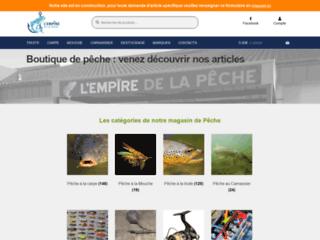 Boutique de vente de produits et accessoires de pêche