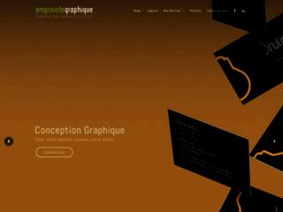 Empreinte Graphique, votre agence de communication et impression grand format à Charleroi