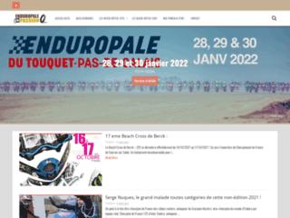 Détails : Enduropale passion : enduro du Touquet