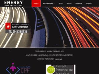 Détails : Energy Auto Moto Ecole, auto-école et moto-école, Rosny-sous-Bois