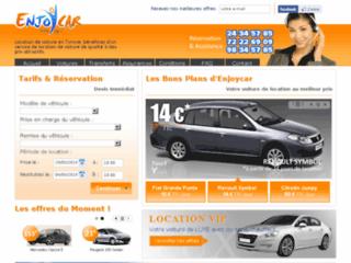 Détails : Location voiture Tunisie - www.enjoycar-tunisie.com