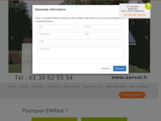 Détails : ENRSOL : Rénovation énergétique des batiments