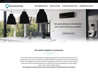 Entreprise climatisation Lyon : SA Climatisation