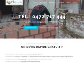 Attardo Rénovation une entreprise de rénovation en Belgique